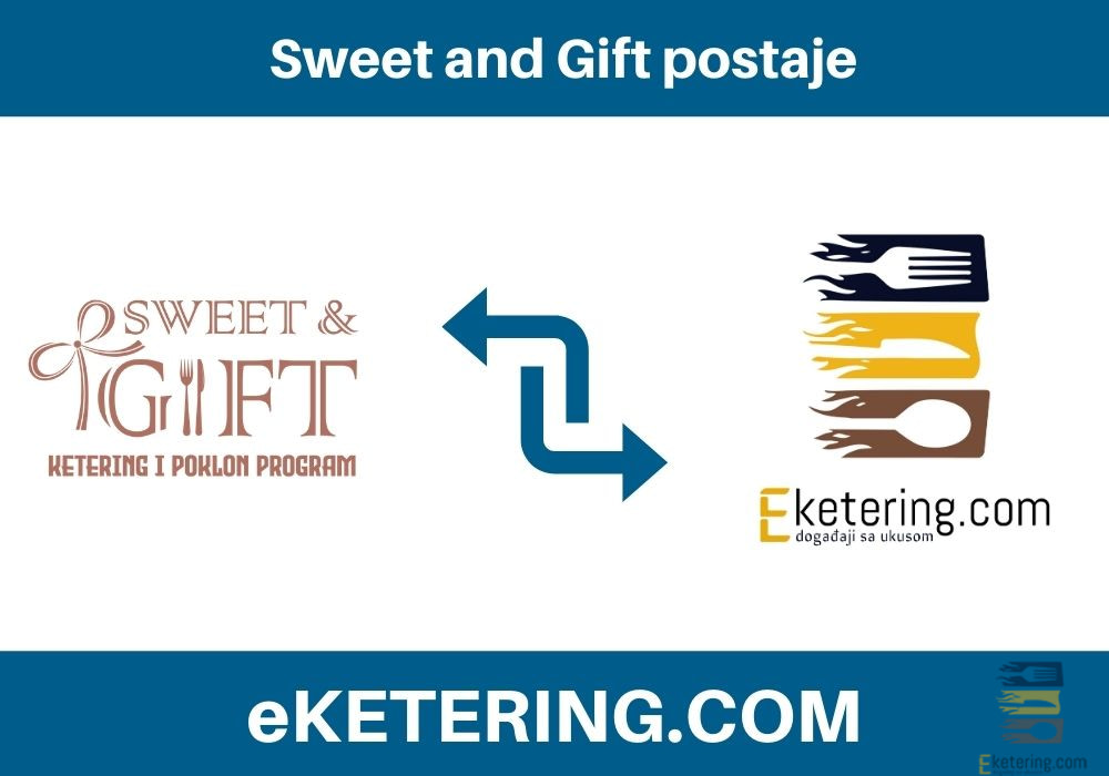 Sweet and Gift postaje eKETERING.com