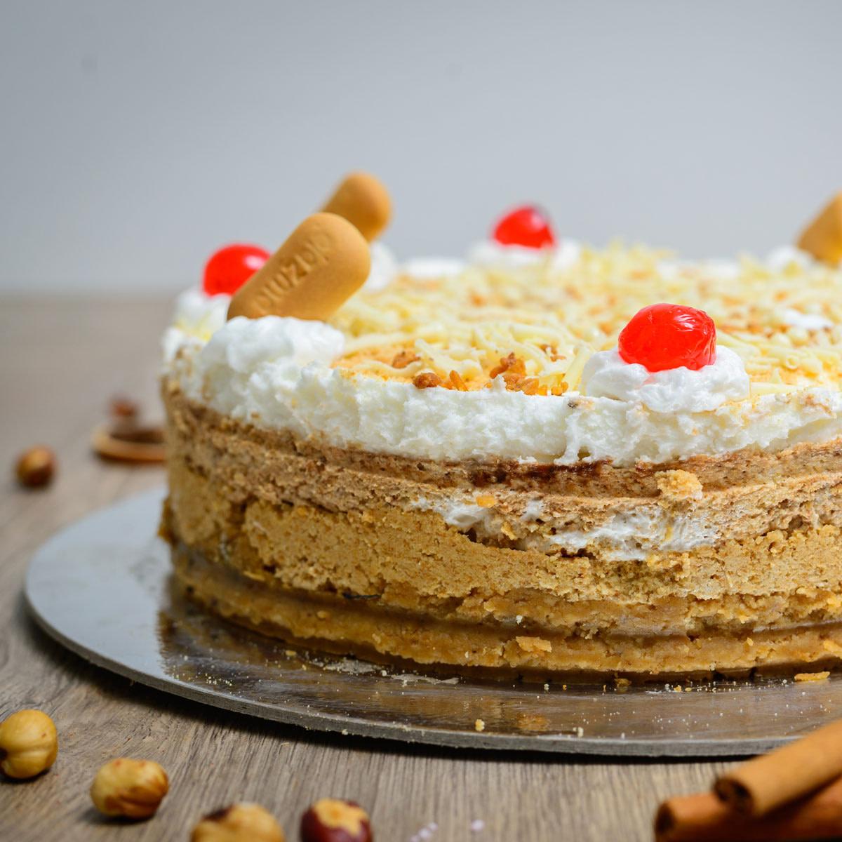 Posna Plazma torta
