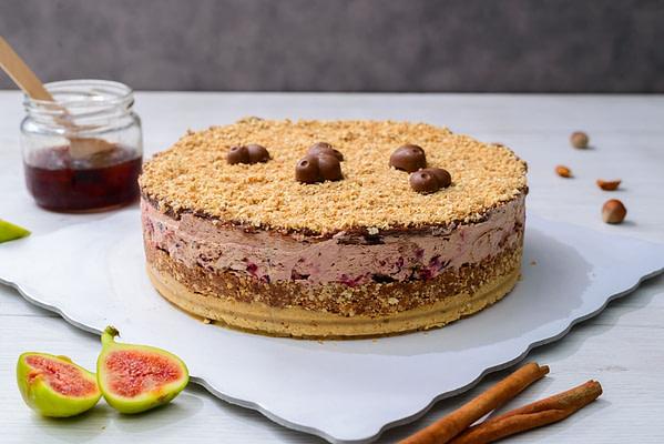 Posna Torta cokolada visnja