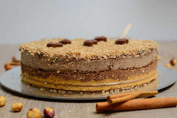Ferrero rocher tortak