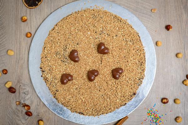 Ferrero domaca torta