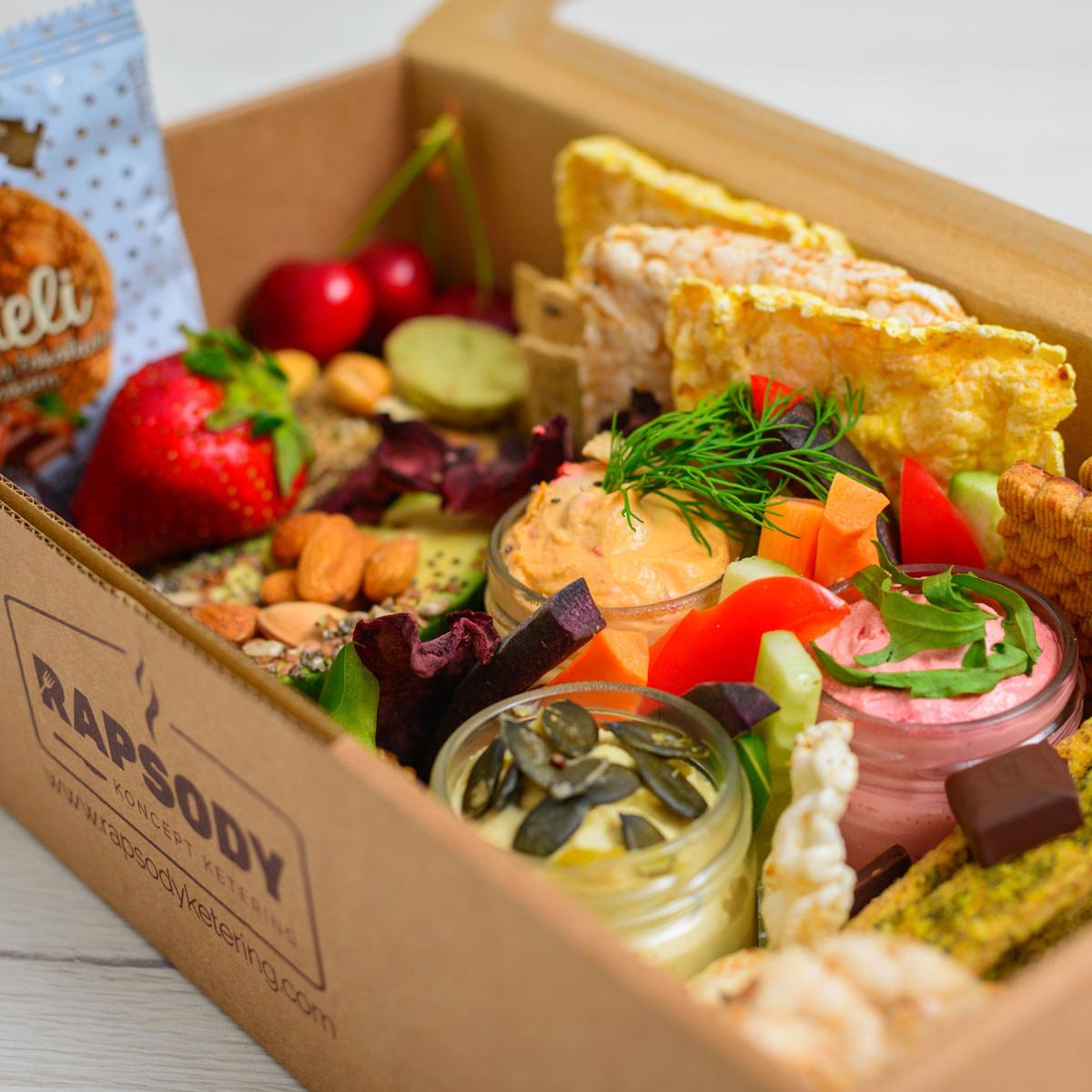 Healthy Snack Box