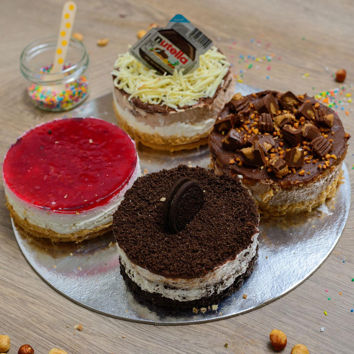 Rapsody cheesecake paket tortica
