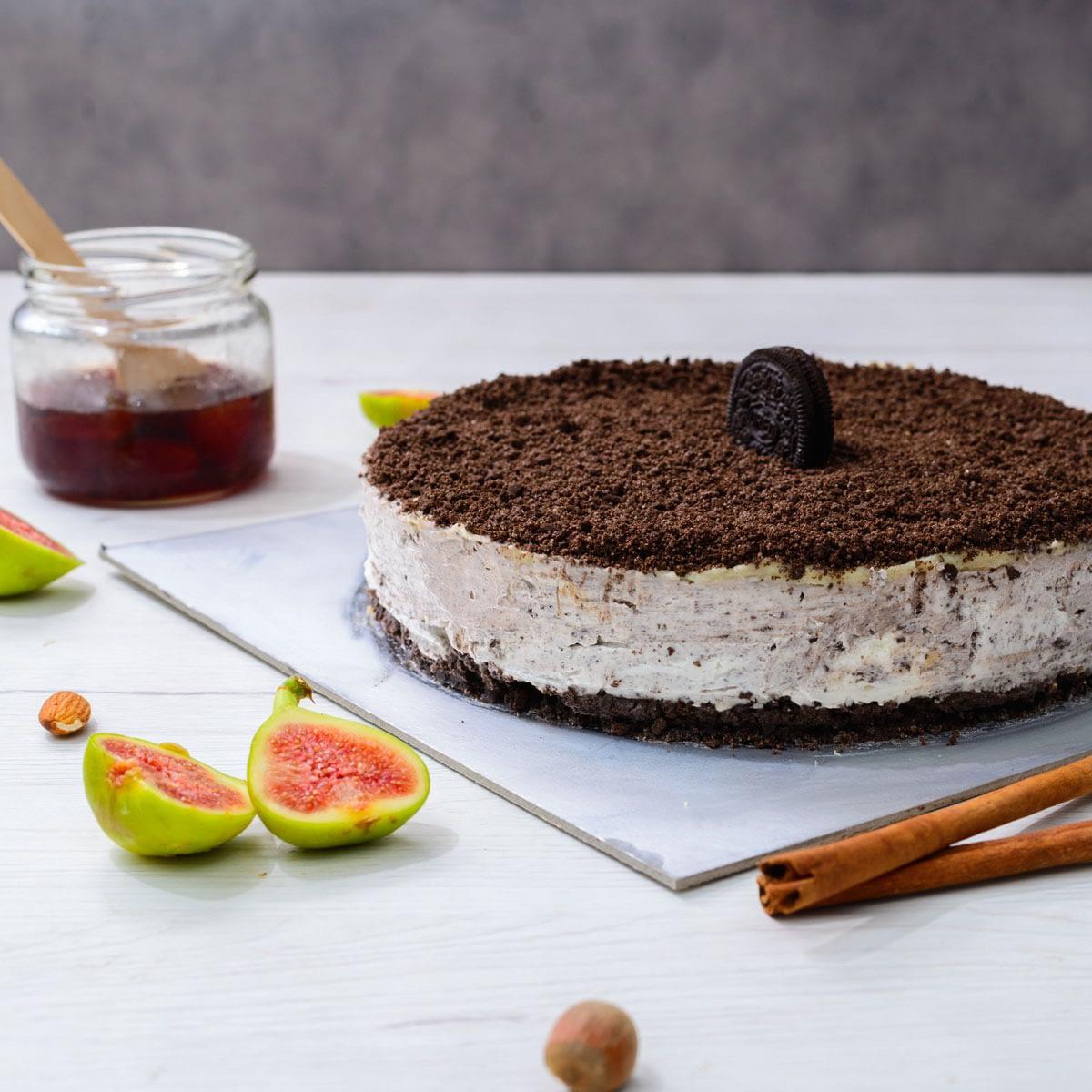 Oreo cheesecake torta