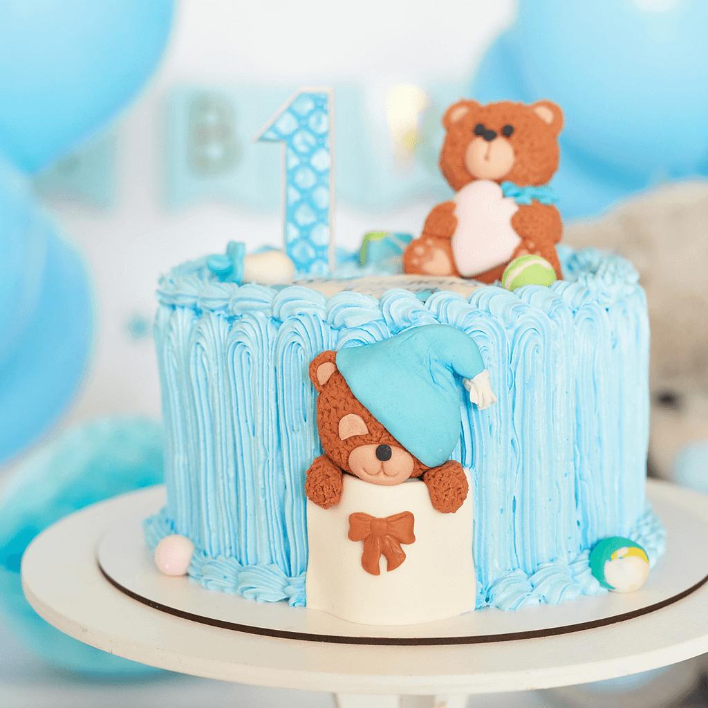 birthday-1-year-cake-smash-decor-blue-color