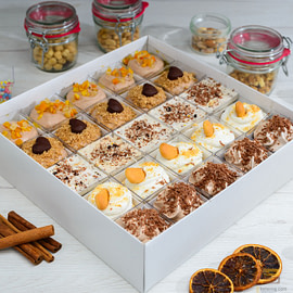 Bombonjera Dessert Selection POSNO