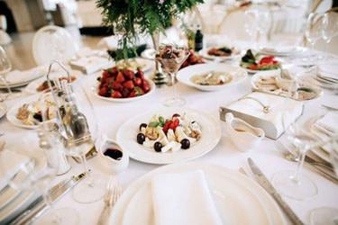 Ketering za svadbe, venčanja i slave