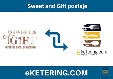 Sweet and Gift postaje eKetering.com
