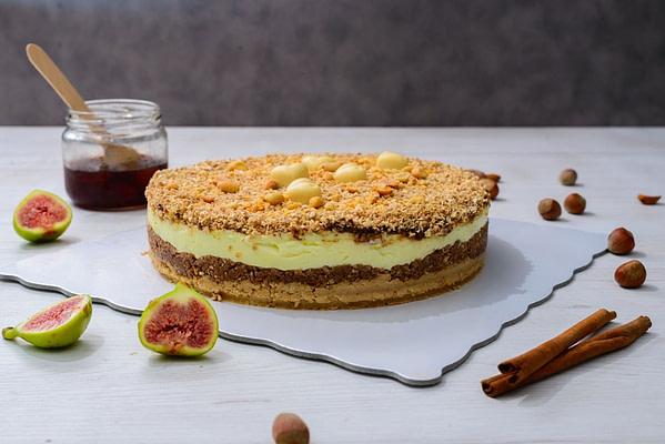 Kremasta torta snickers