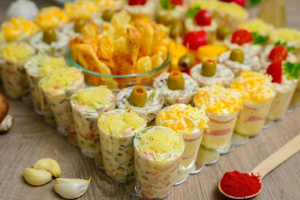 Kremaste salate