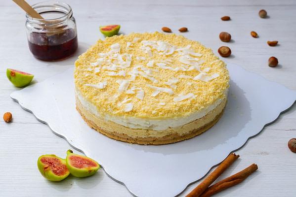 Rafaelo torta poklon
