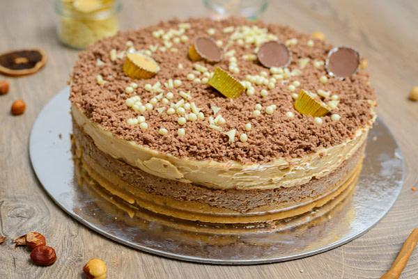 Baileys torta 1