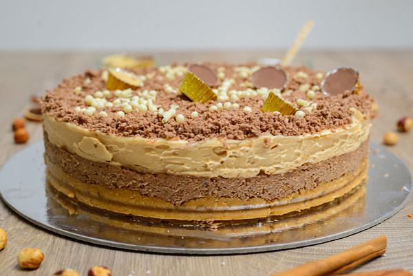Baileys torta 2