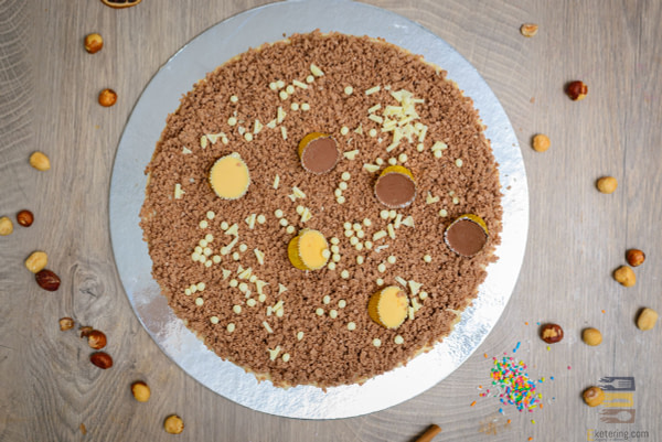 Baileys torta 3