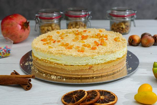 Bela narandža torta