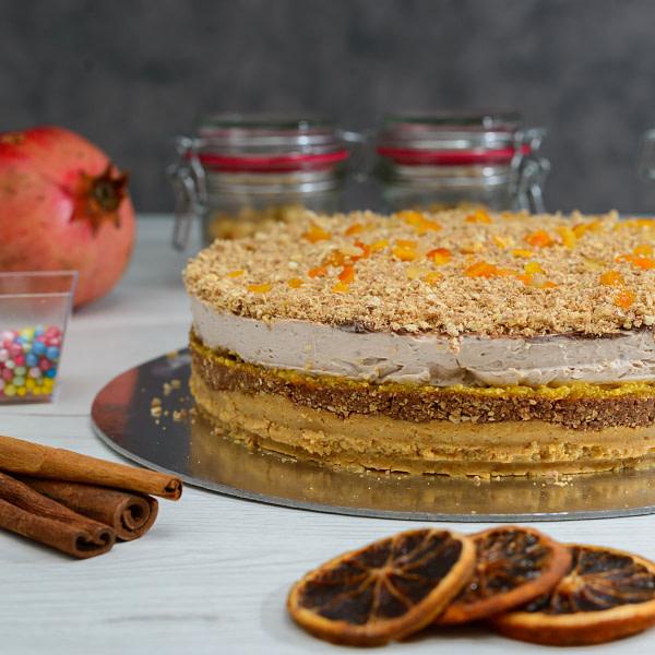 posna Torta od pomorandze